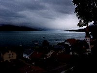Storm Over Attersee