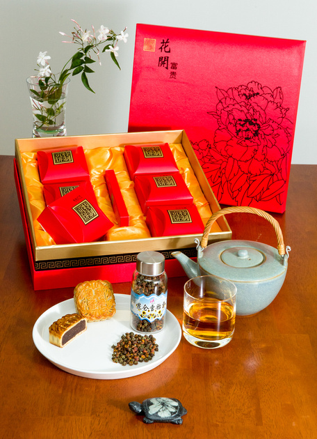 Mooncake Presentation Box